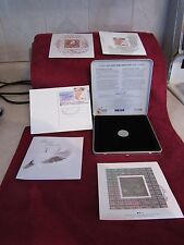 2000 THE OFFICIAL MILLENNIUM KEEPSAKE COIN AND STAMP SET
