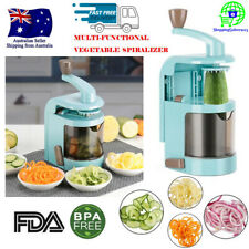 Vegetable Spiralizer Multi-functional Noodle Veggie Salad Spiral Slicer Cutter