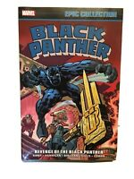 Black Panther Epic Collection Vol 2 REVENGE OF THE BLACK PANTHER TPB Marvel OOP