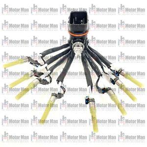 Motor Man | Delphi ACDelco GM Vortec MFI Spider Injector 5.0L 5.7L V8 1996-2002