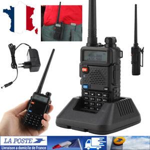 Baofeng -5R III Tri-Bande 136-174 220-260Mhz 400-520Mhz Talkie Walkie FM Radio