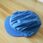 Hotel Cook Cap Restaurants Men Women Chef Hat Dustproof Breathable Elastic/