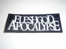 FLESHGOD APOCALYPSE EMBROIDERED PATCH