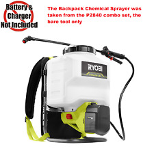 Ryobi One+ 18V 18-Volt Lithium-Ion Cordless Backpack Chemical Sprayer,from P2840