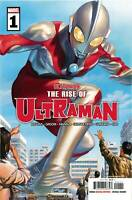 Rise Of Ultraman #1 (Of 5) (2020 Marvel Comics) First Print Ross Cover
