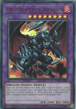 Yu-Gi-Oh: DESTRUCTION DRAGON - LC06-EN003 - Ultra Rare Card - Limited Edition