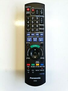 Genuine Panasonic N2QAYB000130 Remote Control For DMR-EZ47/EZ48/EZ49/EX98/EX99