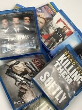 Blu-Ray Dvd Lot Of 9: Boondock Saints, Goodfellas + Action, Comedy