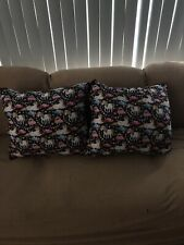 Set Of 2 Unicorn Pillows Handmade