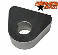 """Weld-on Shackle Clevis Mount 1"""" Thick"""