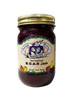 Jam Amish Made B-E-A-R Jam - 18 oz - 2 Jars