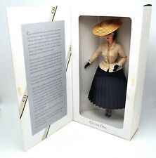 "Mattel 1996 Barbie Collectible ""Christian Dior Paris Barbie"" Vintage 16013 NRFB"