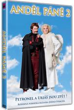 Andel Pane 2 Czech Fairy Tale 2016 Jiri Bartoska DVD R2 English Russia Italy Sub