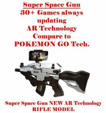 Super Space Gun NEW AR Technology Portable Bluetooth Game Gun for Smart Phones