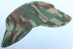 France / Algérie : casquette camouflée parachutiste TAP Bigeard