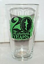 Dogfish Head Pint Beer Glass 20 Off Centered Years Anniversary