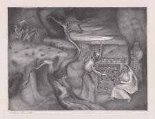 Archie Musick Lithograph Lot 454