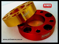 Kenco Holden Commodore 120 PCD 50mm Bolt On Wheel Spacer Speedway Drag Rally Car