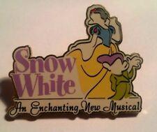 DISNEY 2004 DLR SNOW WHITE AN ENCHANTING NEW MUSICAL DOPEY RETIRED RACK PIN
