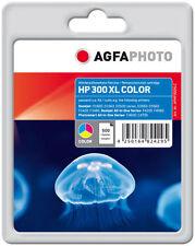 Agfa Tri-Colour Printer Ink Cartridges for HP