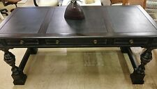 Rare Pulaski Furniture Antique Roadshow Mahogany Desk