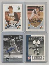 2002 TOPPS-super teams auto SIGNED card #53 VERN LAW PIRATES team 1960 WS 2016