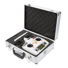 New Universal Transmitter Aluminum Case for Futaba JR Spektrum Walkera Esky