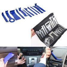 49x Car Removal Repair Door Dashboard Panel Stereo Radio Plastic Metal Tools Kit