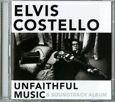 COSTELLO ELVIS - UNFAITHFUL MUSIC & SOUNDTRACK ALBUM - 2 CD NUOVO SIGILLATO