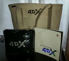 4DX Grand Opening Movie Lot Tote Blanket Pillow Gurnee Illinois Marcus Theater