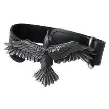 Alchemy Gothic Black Consort Pewter Bracelet BRAND NEW
