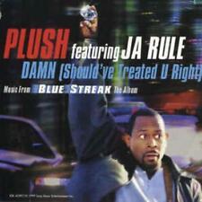 Plush Damn (Should've Treated U Right) PROMO w/ Artwork MUSIC AUDIO CD Darkchild