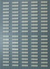 100X LEGO WHITE PLATES 1X4 (#3710)