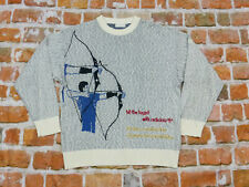 *ADIDAS OLYMPIA PULLOVER*BOGENSCHIESSEN*ARCHEY A COMBINATION*GR: L*TIP TOP