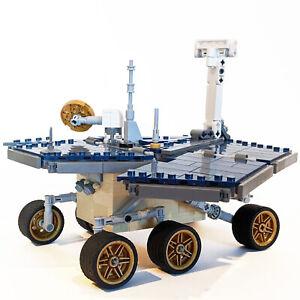 Building Blocks Set UCS Mars Exploration Rover Model Construction Toys Set