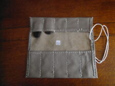 Carving Whittling knife Tool Roll C1