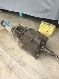 Manual Transmissions Parts For 1995 Chevrolet S10 For Sale Ebay