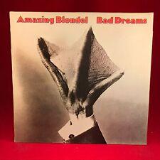 THE AMAZING BLONDEL Bad Dreams 1976 UK vinyl LP EXCELLENT CONDITION DJM