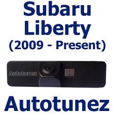 Car Reversing Reverse Rear View Backup Parking Camera For Subaru Liberty 2009 AT