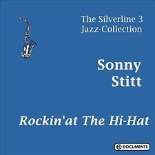 SONNY STITT - ROCKIN' AT THE HI-HAT NEW CD