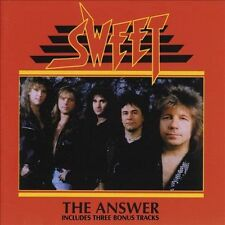 The Answer by Sweet (CD, Nov-2013, Angel Air Records)