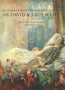 Sotheby's Book, Pictures From the Collection of Sir David & Lady Scott.