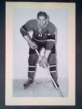 ELMER LACH (MONTREAL CANADIENS) '44-63 BEEHIVE GROUP ll PHOTO