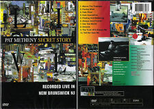 PAT METHENY Secret Story (1992) Live DVD, NEW!!