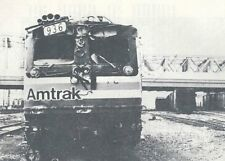 Amtrak Train Wrecks  1971-2007  w/Photos