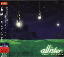 ALLiSTER - BEFORE THE BLACKOUT - Japan CD+1BONUS - NEW