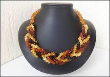 Natural Beautiful Baltic Amber Necklace