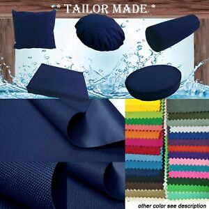 PL10-TAILOR MADE Navy Blue Outdoor Waterproof SunUmberlla Patio sofa seat cover