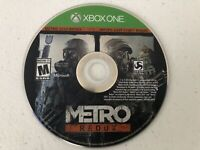Metro Redux - Xbox One - Cleaned & Tested