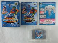 Wave Race 64 N64 Nintendo BOX From Japan
